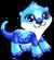 Cubby otter blizzard single