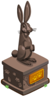 Jackrabbit Statue