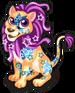 Party lion single