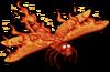 Flame skimmer single