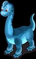 Brachiosaurus single