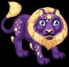 Nebula lion single