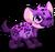 Hyena purple