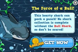 Bull shark modal
