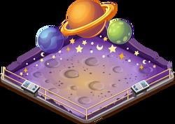 Planetary abode