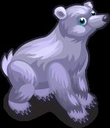 Purple Polar Bear single