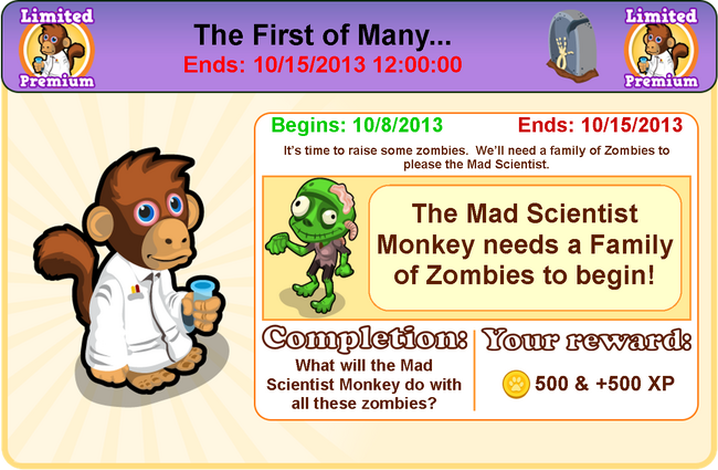 Goal zombie modal4