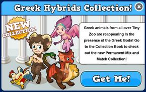 Greek hybrids modal