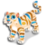 Goal jupiter tiger icon