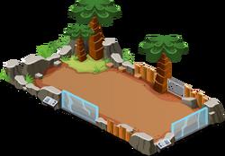 Anaconda habitat
