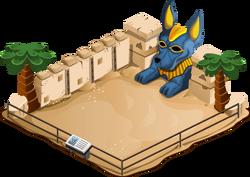 Ruins egyptian