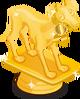 Greyhound trophy