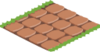 Brick Path (Top Straight)