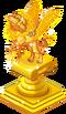 Bucks Griffin Statue