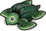 Leather Back Sea Turtle single