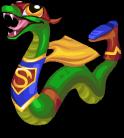 Super snake static