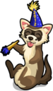 Celebration ferret single