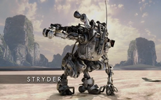 Titan Stryder