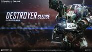 Destroyer Sledge
