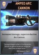 AmpedArcCannon