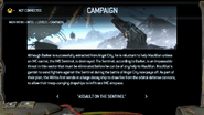 Companion Assault on the Sentinel