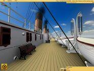 Ship Simulator Titanic deck
