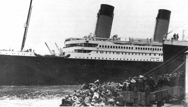 File:Titanic-leaving-Ocean-Dock.jpg