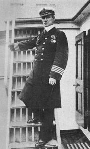 Capt. Arthur H. Rostron, R.D., R.N.R