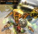 Barroc - Reptilian Hero
