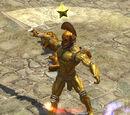 Hesperos the Flameforged - Automatoi Hero