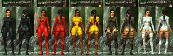 -Skirt-Skirtless- Alsafysh's-OoALEJOoO's Sin-Fighter-Suit