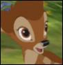 Bambi colored
