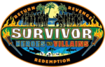 Heroes vs Villains Logo
