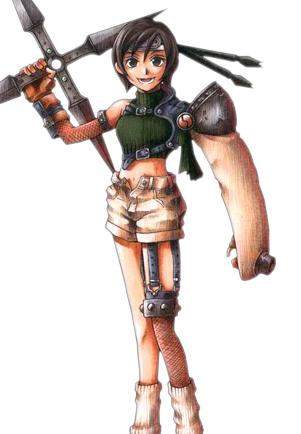 Yuffie Icon