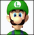 Luigi colored
