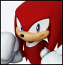 Knuckles colored