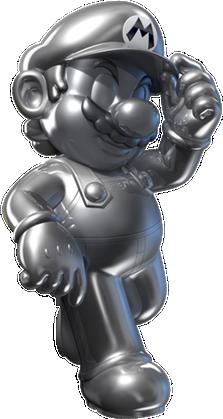 Metal Mario Icon