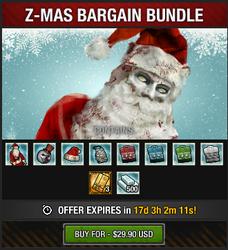 Z-Mas Bargain Bundle