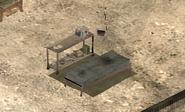Level 3-4 medical bench