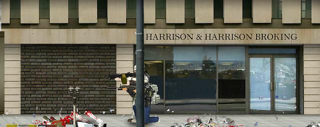 Harrison&harrison exterior sdw