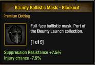 Bountymask 001blackout