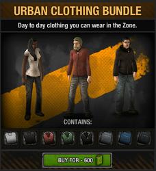 Urban Clothing Bundle