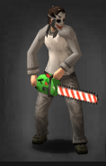 Survivor chainsaw trimmer