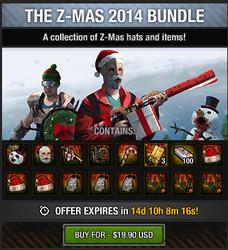 Tlsdz the z-mas 2014 bundle