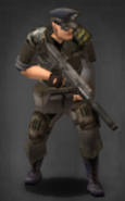 Survivor with suppressed MTAR