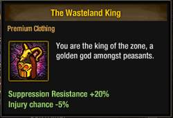 Tlsdz the wasteland king