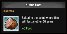 Z-Mas Ham 2016