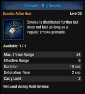Grenade-big smoke