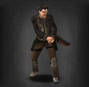 Survivor with Sawn-Off