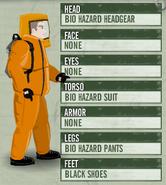 Biohazardoutfit